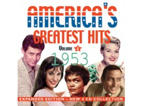 VARIOUS ARTISTS - Americas Greatest Hits 1953 (Expanded Edition) (CD)