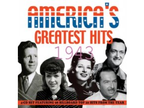 VARIOUS ARTISTS - Americas Greatest Hits 1943 (CD)
