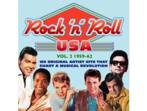 VARIOUS ARTISTS - Rock N Roll Usa Vol. 2 1959-62 (CD)
