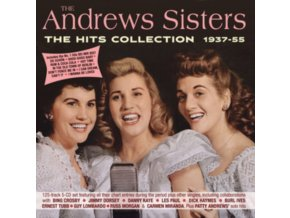 ANDREWS SISTERS - The Hits Collection 1937-55 (CD)