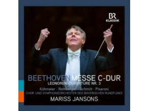 VARIOUS ARTISTS - Ludwig Van Beethoven: Messe C-Dur / Leonore Overture (CD)