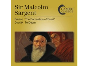 SIR MALCOLM SARGENT - Sir Malcolm Sargent Conducts Berlioz the Damnation Of Faust (CD)