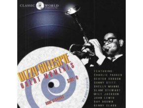 DIZZY GILLESPIE - Great Moments (CD)