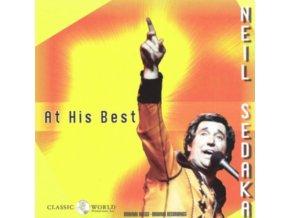NEIL SEDAKA - All His Best (CD)