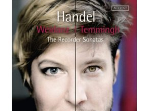 STEFAN TEMMINGH / WIEBKE WEIDANZ - The Recorder Sonatas (CD)