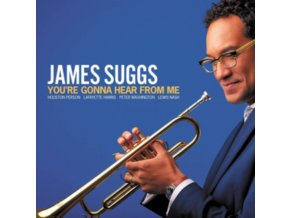 JAMES SUGGS - YouRe Gonna Hear From Me (CD)