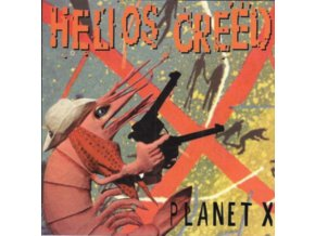 HELIOS CREED - Planet X (CD)
