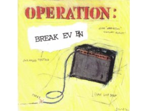 VARIOUS ARTISTS - Operation: Break Even (Extremely Limited) (CD)
