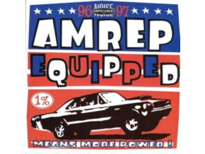VARIOUS ARTISTS - Amrep Equipped 96-97 (CD)