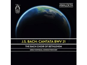 BACH CHOIR OF BETHLEHEM / GREG FUNFGELD - Bach: Cantata BWV 21 (CD)