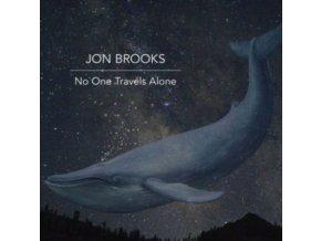 JON BROOKS - No One Travels Alone (CD)