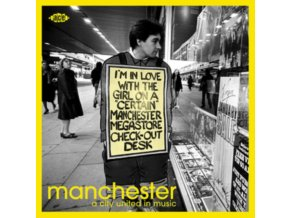 VARIOUS ARTISTS - Manchester: A City United In Music (CD)