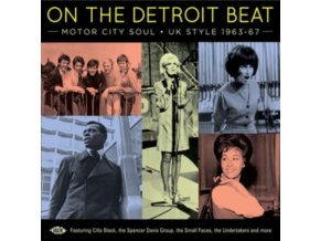 VARIOUS ARTISTS - On The Detroit Beat: Motor City Soul - Uk Style 1963-67 (CD)