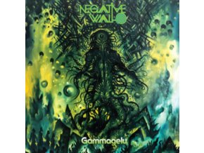 NEGATIVE WALL - Gammagelu (CD)