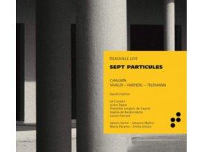 DAVID CHALMIN - Chalmin / Vivaldi / Handel / Sept Particules (CD)