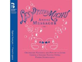 PIERRE DUMOUSSAUD - Messager / Les Ptites Michu (CD)