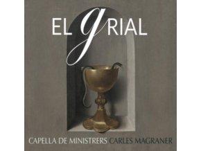 CAPELLA DE MINISTRERS - Carles Magraner / El Grial (CD)
