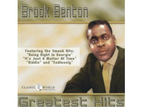 BROOK BENTON - Greatest Hits (CD)