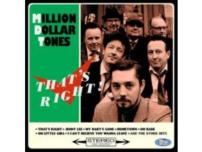 MILLION DOLLAR TONES - ThatS Right! (CD)