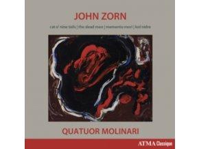MOLINARI QUARTET - John Zorn (CD)