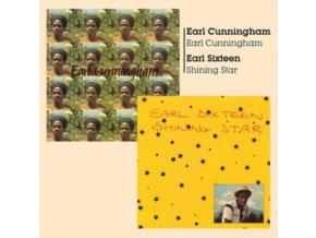 EARL CUNNINGHAM + EARL SIXTEEN - Earl Cunningham + Shining Star (CD)