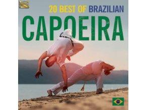 VARIOUS ARTISTS - 20 Best Of Brazilian Capoeira (CD)