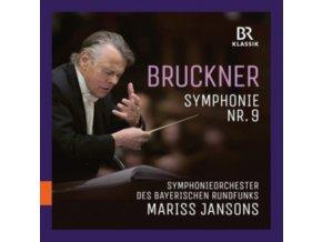 BRSO / JANSONS - Anton Bruckner: Symphonie Nr. 9 (CD)