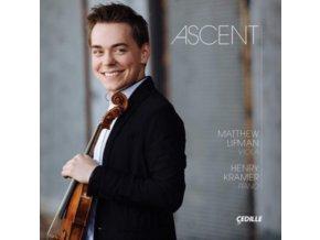 LIPMAN / KRAMER - Ascent (CD)