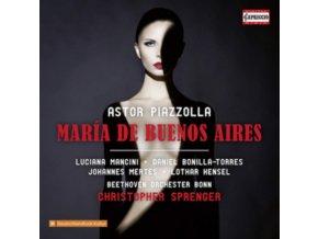 VARIOUS ARTISTS - Astor Piazzolla: Maria De Buenos Aires (CD)
