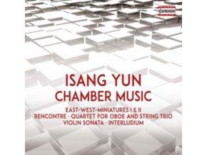 VARIOUS ARTISTS - Isang Yun: Chamber Music (CD)