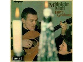 DAVY GRAHAM - Midnight Man (CD)