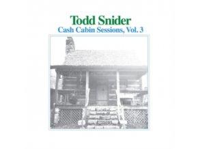 TODD SNIDER - Cash Cabin Sessions. Vol. 3 (CD)