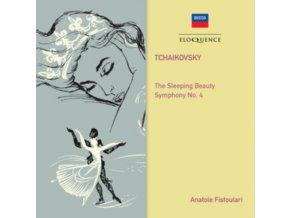 ANATOLE FISTOULARI / PARIS CONSERVATOIRE ORCHESTRA / RPO - Tchaikovsky: The Sleeping Beauty / Symphony No. 4 (CD)
