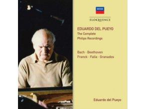 EDUARDO DEL PUEYO / ORCHESTRE DES CONCERTS LAMOUREUX - The Complete Philips Recordings (CD)