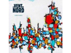 LE VENT DU NORD - Territories (CD)