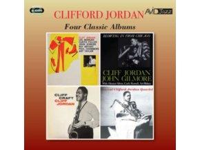 CLIFFORD JORDAN - Four Classic Albums (CD)