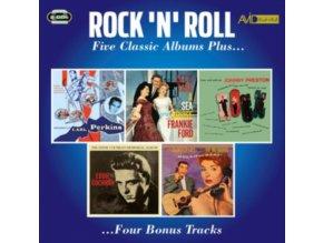 VARIOUS ARTISTS - Carl Perkins / Frankie Ford / Johnny (CD)