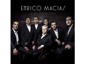 ENRICO MACIAS - Enrico Macias & Al Orchestra (CD)