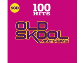 VARIOUS ARTISTS - 100 Hits - Old Skool Anthems (CD)