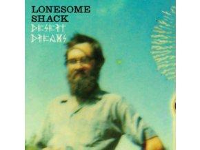 LONESOME SHACK - Desert Dreams (CD)