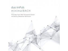 DUO IMPULS - M I N I M A L Bach (CD)