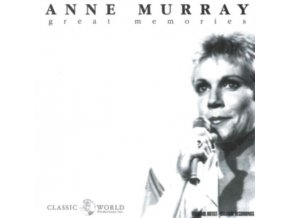 ANNE MURRAY - Great Memories (CD)