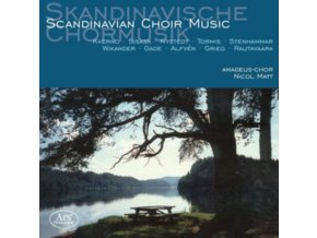 AMADEUS-CHOR / NICOL MATT - Scandinavian Choir Music - Works By Kverno. Sisask (CD)