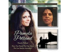 PAMELA POLLAND - Pamela Polland / Have You Heard The One About The Gas Station (CD)