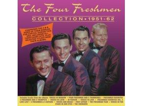 FOUR FRESHMEN - The Four Freshmen Collection 1951-62 (CD)