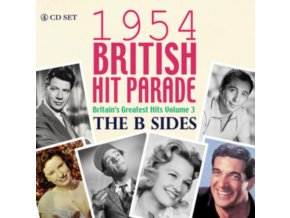 VARIOUS ARTISTS - The 1954 British Hit Parade - The B Sides (CD)