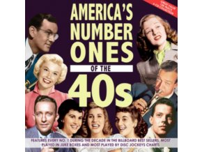 VARIOUS ARTISTS - Americas No. 1s Of The 40s (CD)