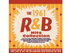 VARIOUS ARTISTS - The 1961 R&B Hits Collection (CD)
