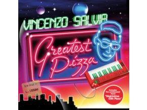VINCENZO SALVIA - The Greatest Pizza (CD)