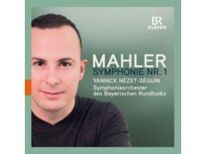 GUSTAV MAHLER - Symphony No. 1 (CD)